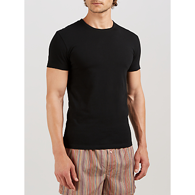 Paul Smith Cotton Crew Neck Lounge T-Shirt