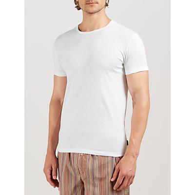 Paul Smith Cotton Crew Neck Lounge T-Shirt