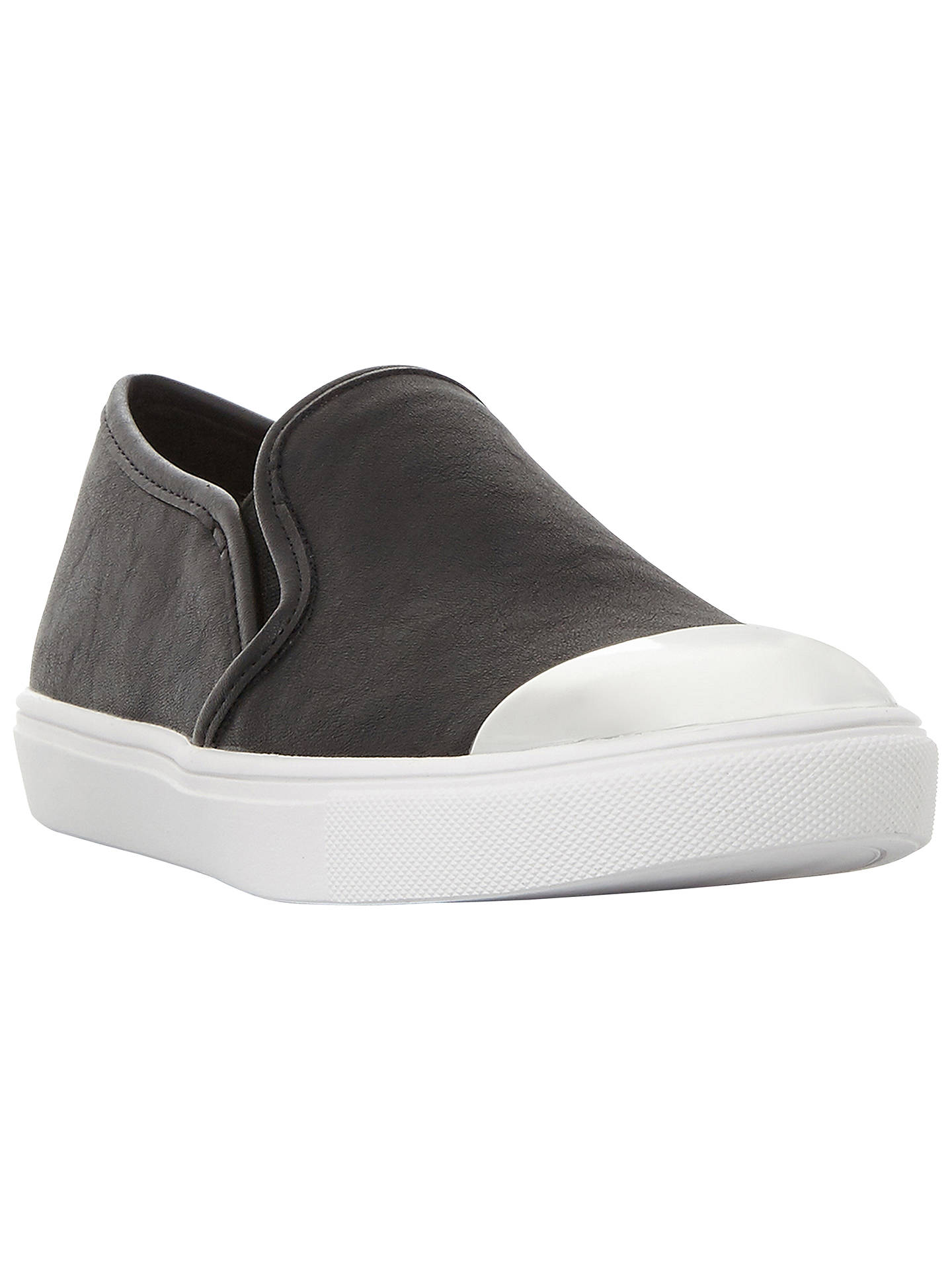 84376ef879d2 Steve Madden Eleete Slip On Trainers at John Lewis   Partners