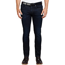 Buy BOSS Orange Orange72 Skinny Jeans, Navy Online at johnlewis.com