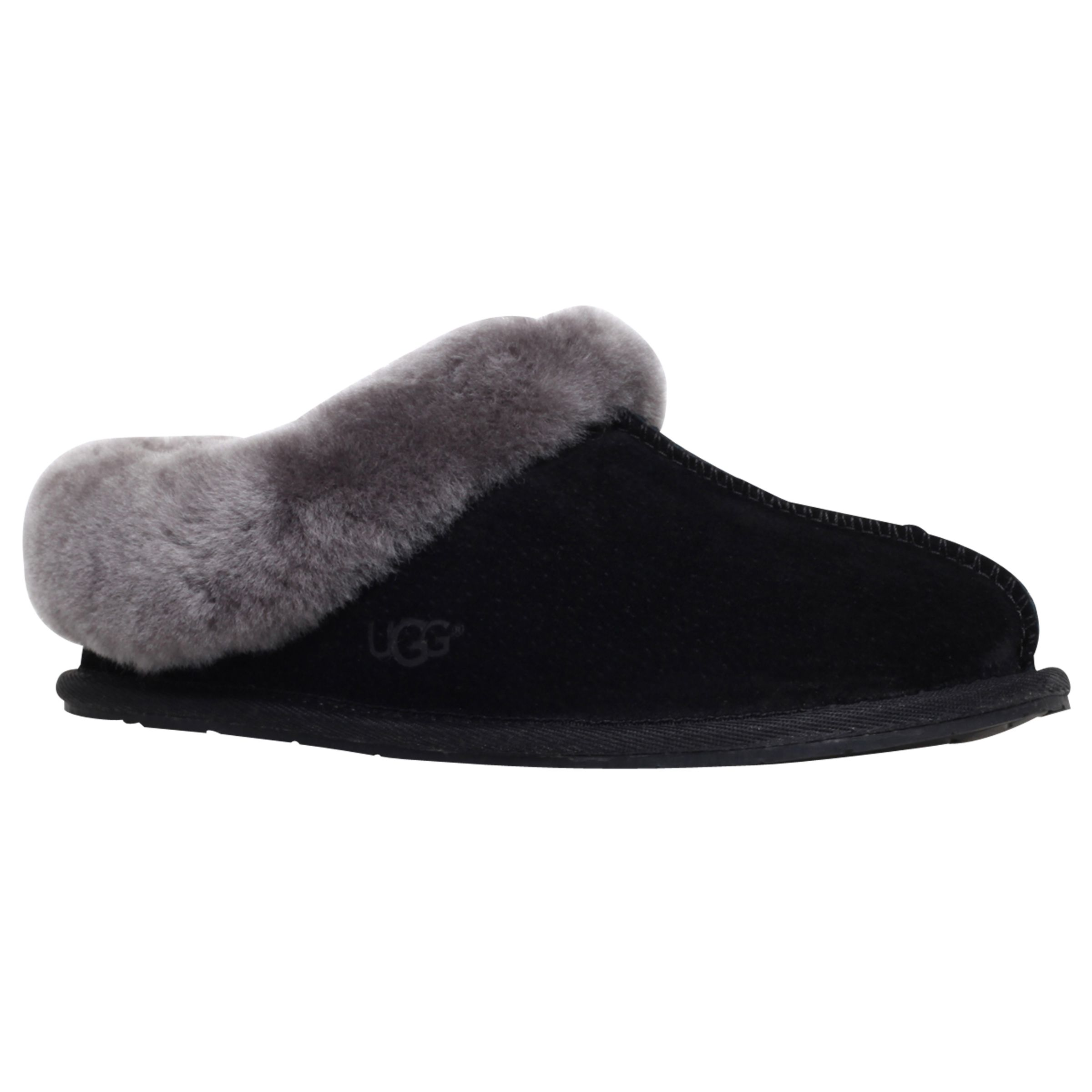 d1592b1b6a3 UGG Moraene Suede Slippers at John Lewis & Partners