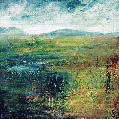 Lesley Birch – Hill & Water
