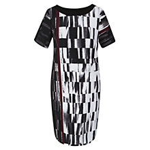 Buy Celuu Lou Printed Shift Dress, Multi Online at johnlewis.com