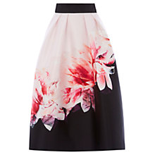 Buy Coast Osaka Print Skirt, Multi Online at johnlewis.com