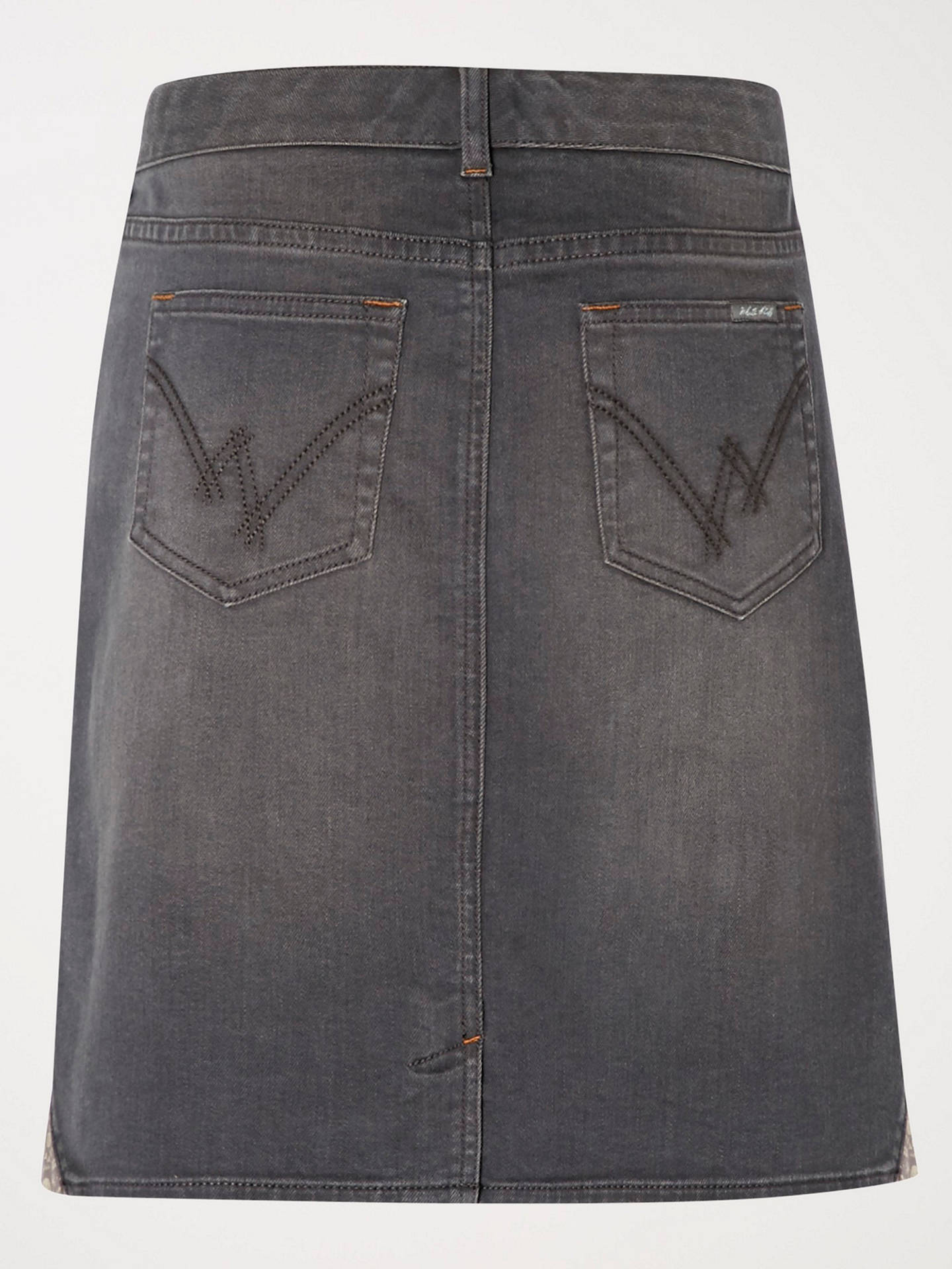 29d0ee5350 ... Buy White Stuff Country Walk Skirt, Wilding Grey, 6 Online at  johnlewis.com ...