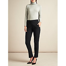 Buy Modern Rarity Split Leg Trousers, Black Online at johnlewis.com
