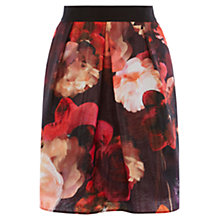 Buy Coast Stacey A-line Skirt, Multi Online at johnlewis.com