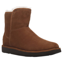 Buy UGG Abree Mini Ankle Boots Online at johnlewis.com