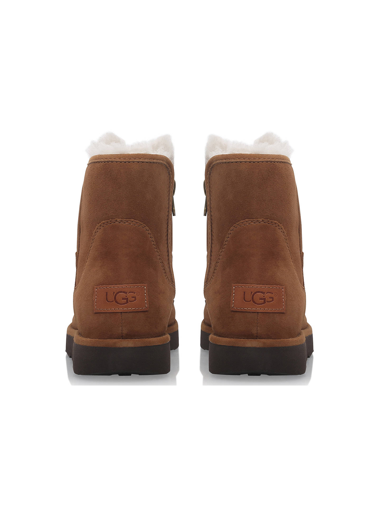 48b0ab1a8c8 UGG Abree Mini Ankle Boots at John Lewis & Partners