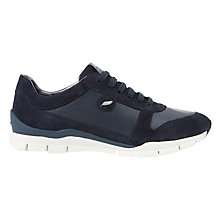 Buy Geox Sukie Lace Up Trainers Online at johnlewis.com