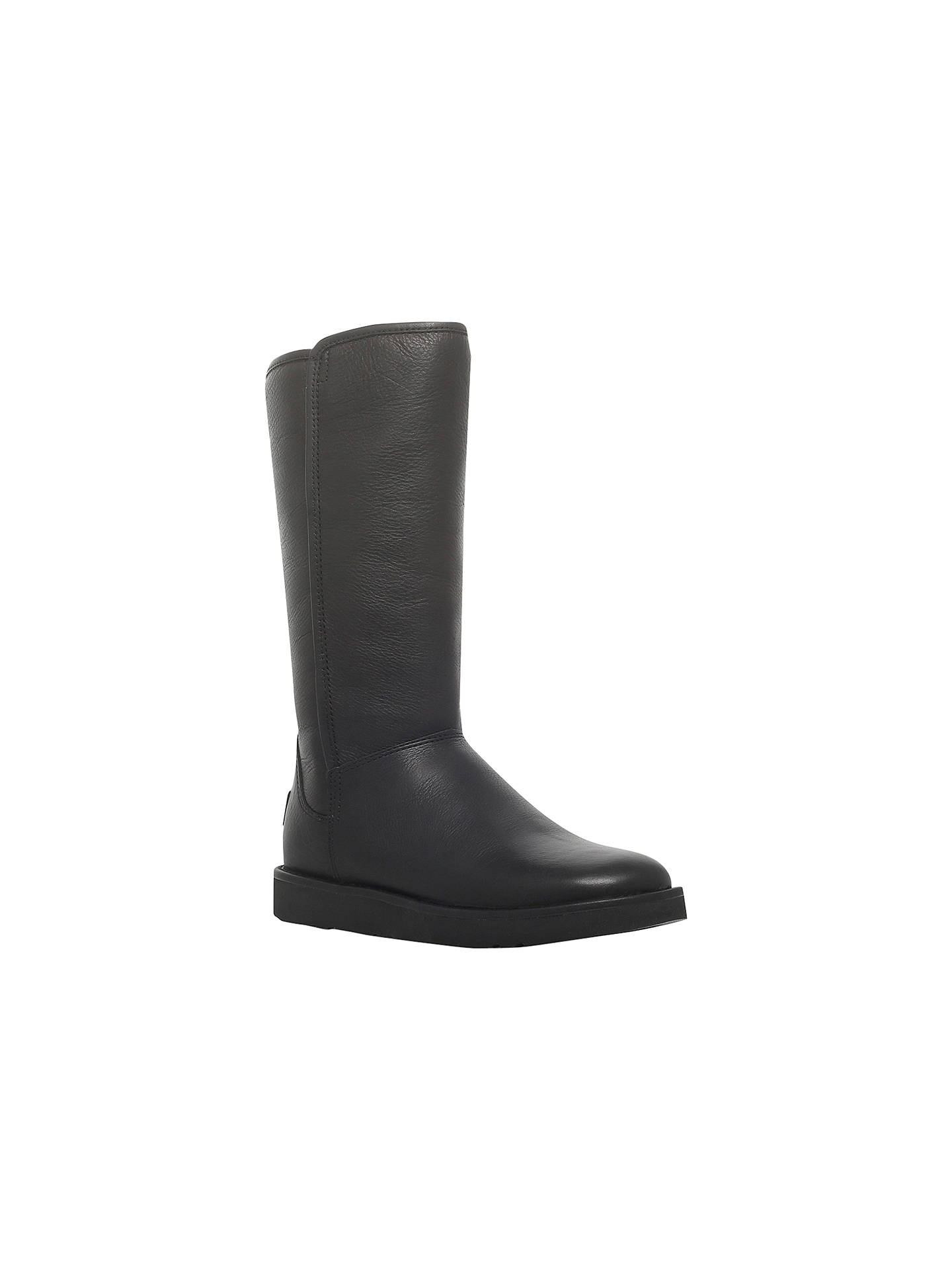 af3fa5c2c6c UGG Abree II Knee High Boots, Black at John Lewis & Partners