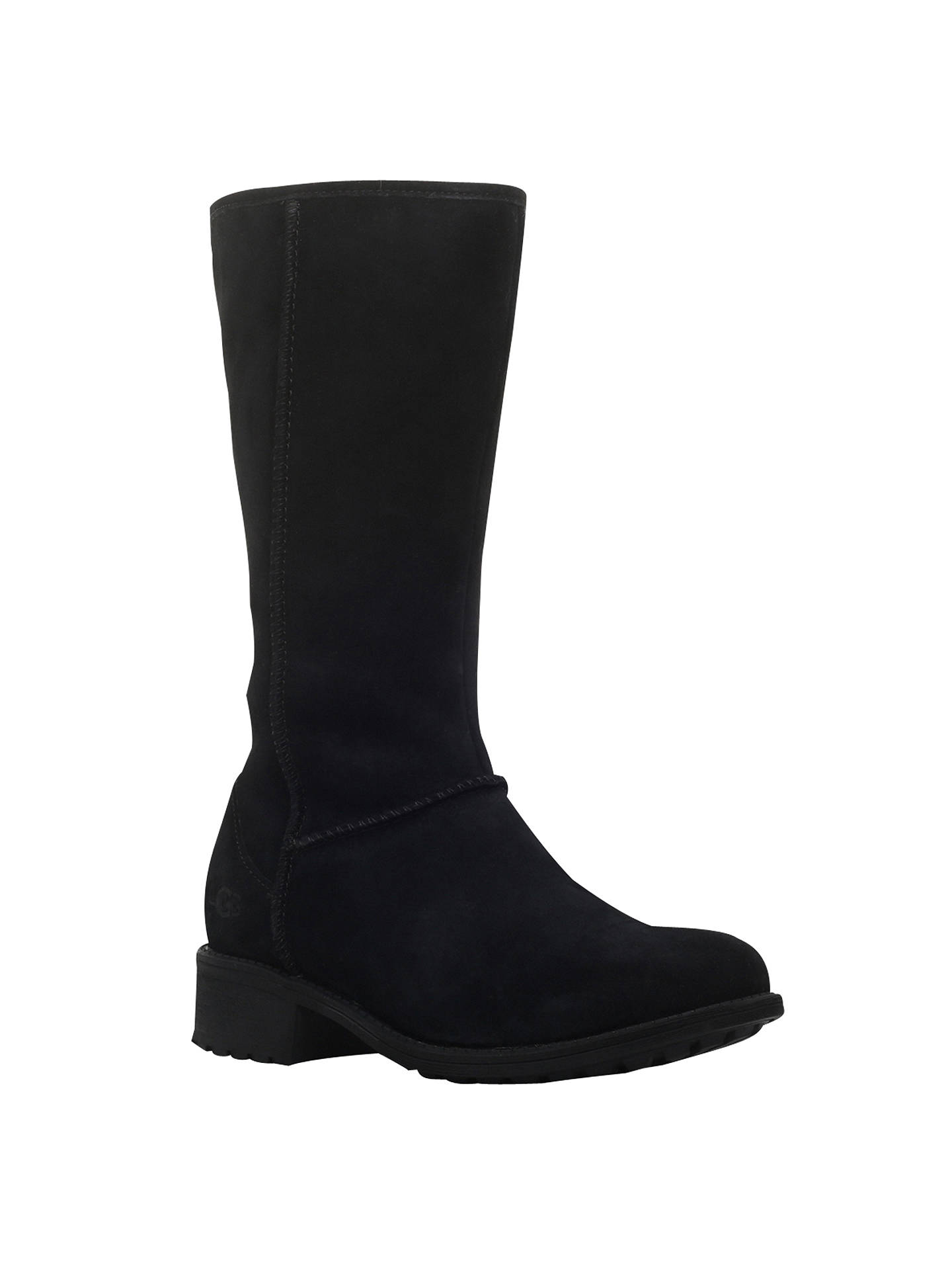 b2699183af6 UGG Linford Knee High Boots, Black at John Lewis & Partners