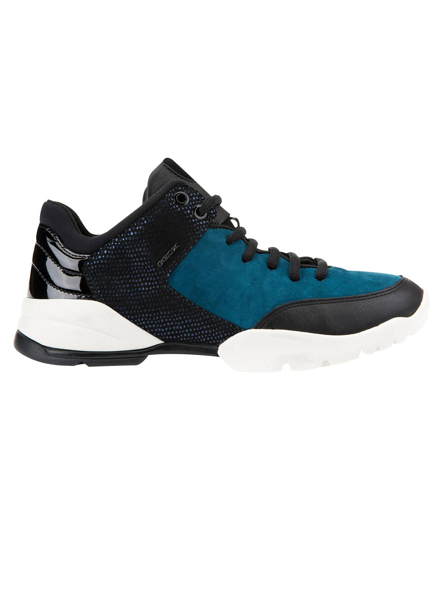 Zapatos GEOX D Sfinge A D642NA 0DVHH C6458 ChestnutBlack