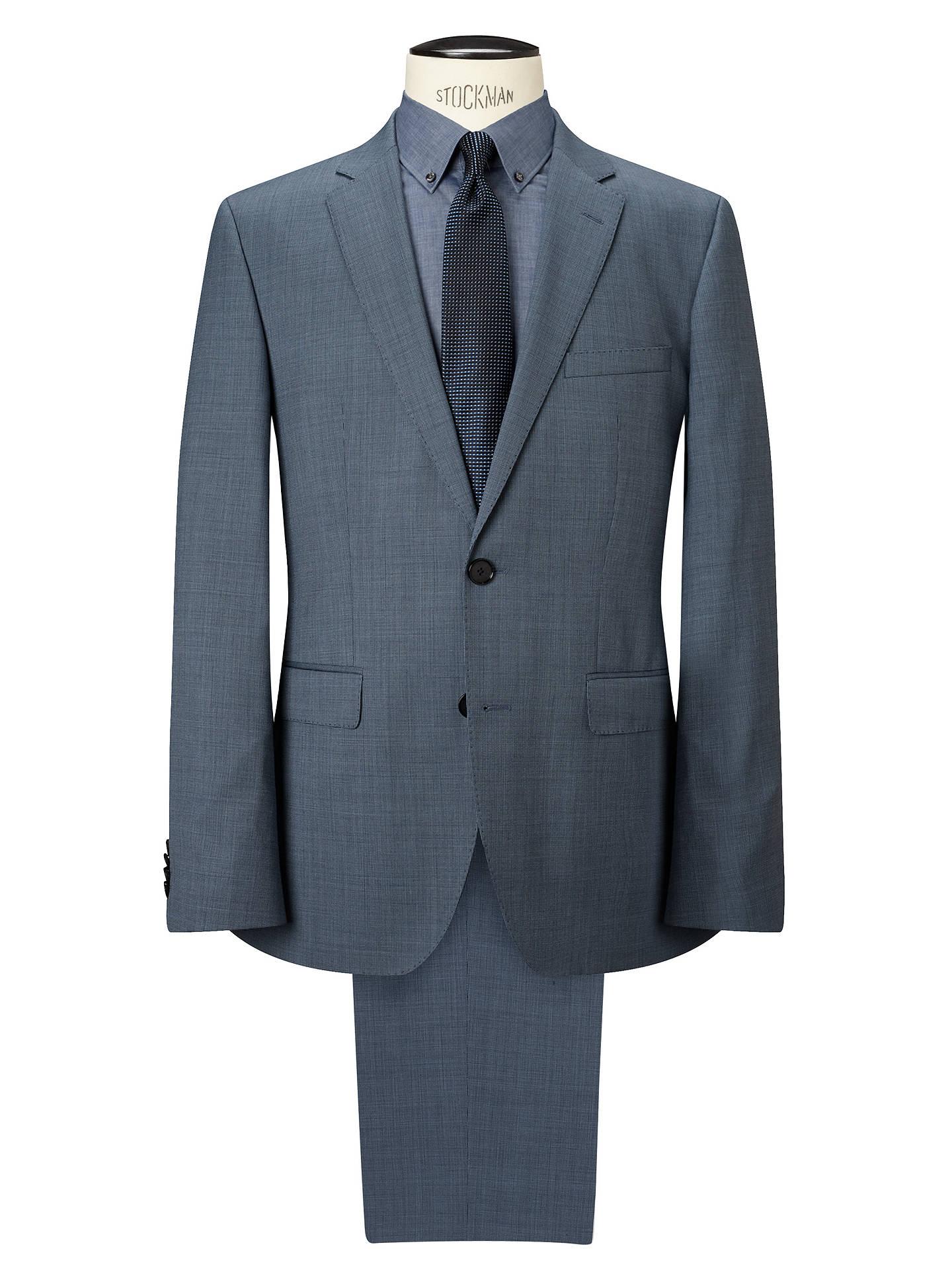 45a7d2091 HUGO by Hugo Boss C-Jeffrey/C-Simmons Check Wool Regular Fit Suit ...