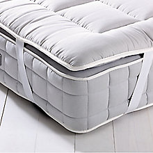 Buy John Lewis Ortho Comfort Layer Mattress Topper Online at johnlewis.com