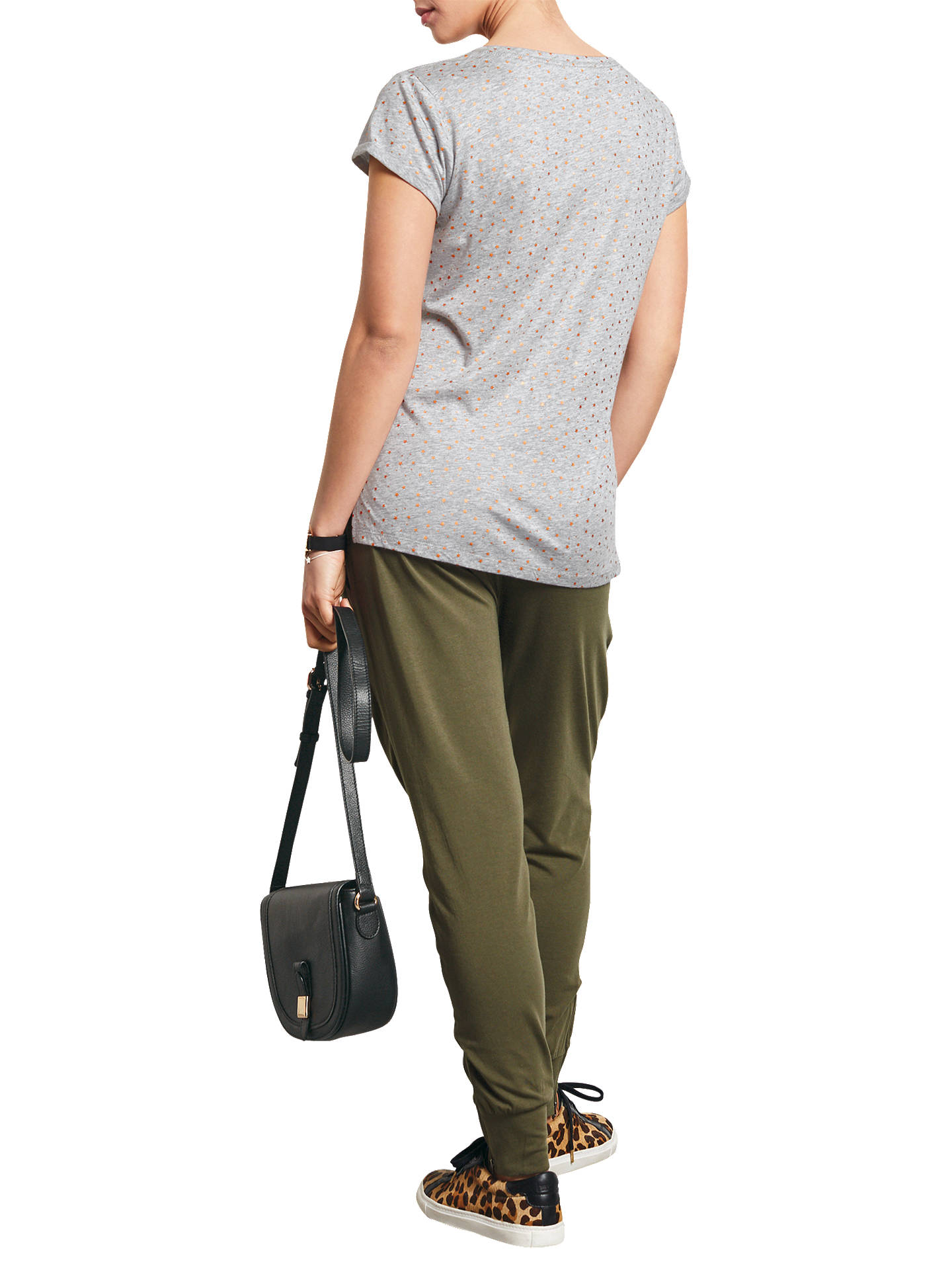 986748fa0317 Buy hush Amie Joggers, Olive, XS Online at johnlewis.com ...