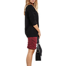 Buy hush Modal Ruched Skirt Online at johnlewis.com