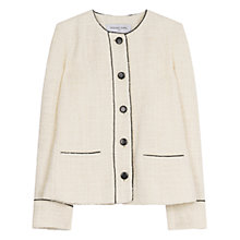 Buy Gerard Darel Ana Jacket, Beige Online at johnlewis.com