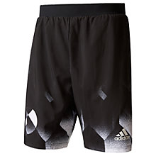 Buy Adidas Tango Future Graphic Football Shorts, Black Online at johnlewis.com