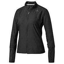 Buy Adidas Response Women's Running Wind Jacket Online at johnlewis.com