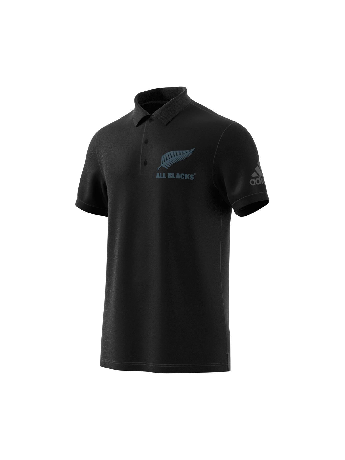 3b74c81a0b5 Buy Adidas New Zealand All Blacks 16th Man Rugby Polo Shirt