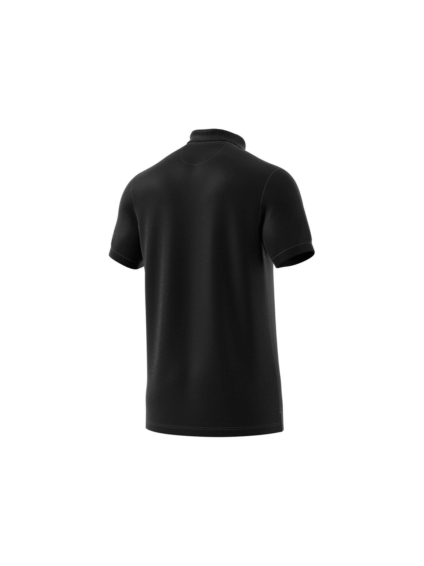 adidas New Zealand All Blacks 2018//19 Home Kids Short Sleeve Rugby Shirt Black
