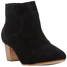 Buy Steve Madden Allday Block Heeled Ankle Boots Online at johnlewis.com