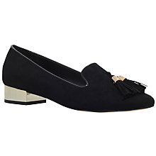 Buy Miss KG Neville Tassel Loafers, Black Online at johnlewis.com