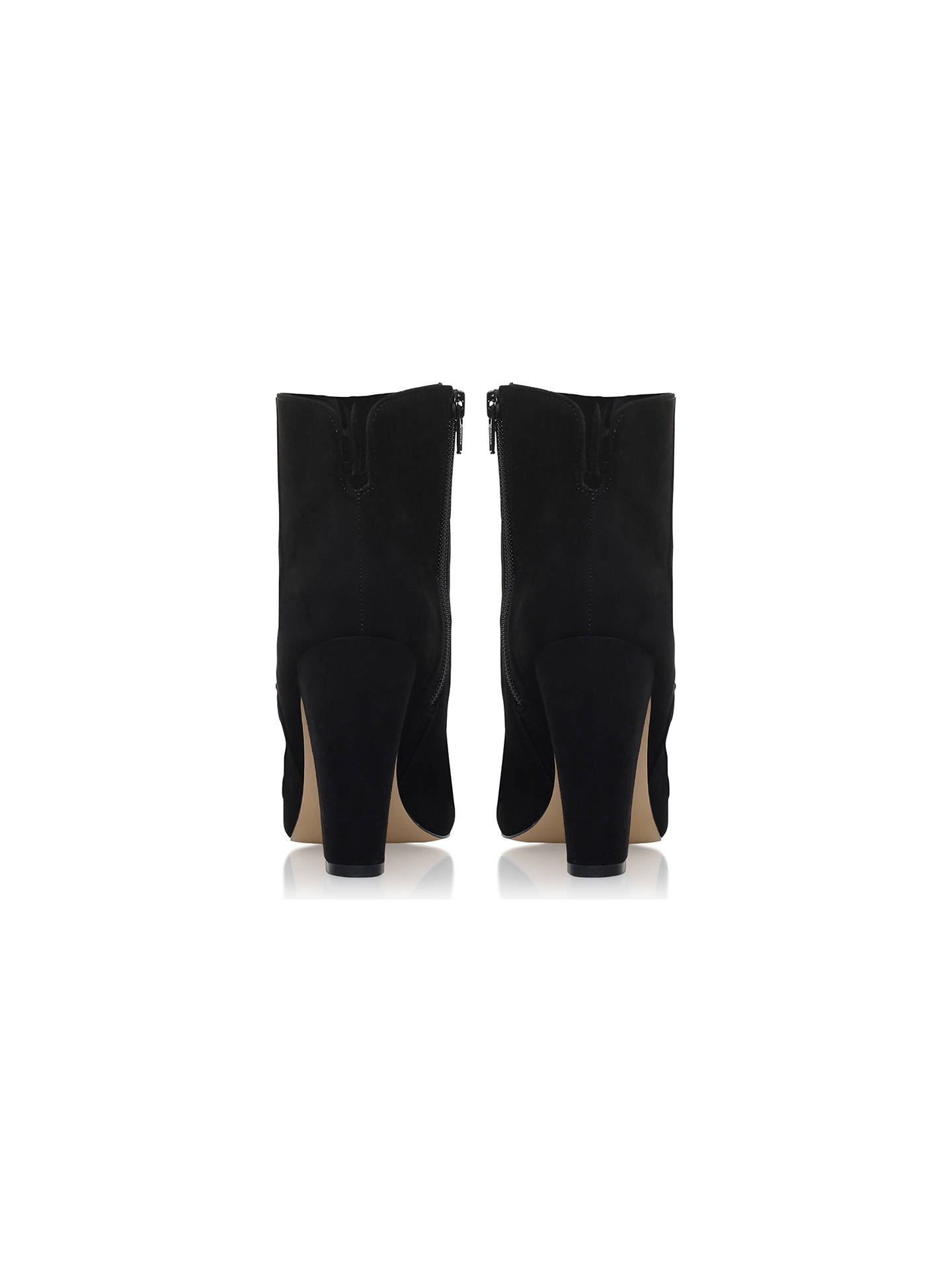 f659e64c511 Miss KG Sybil Occasion Peep Toe Ankle Boots at John Lewis   Partners
