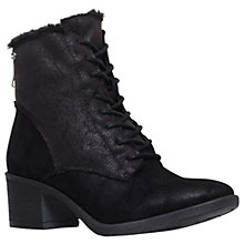 Buy Miss KG Taite Lace Up Ankle Boots, Black Online at johnlewis.com