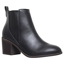Buy Miss KG Taurus  Block Heeled Ankle Boots Online at johnlewis.com