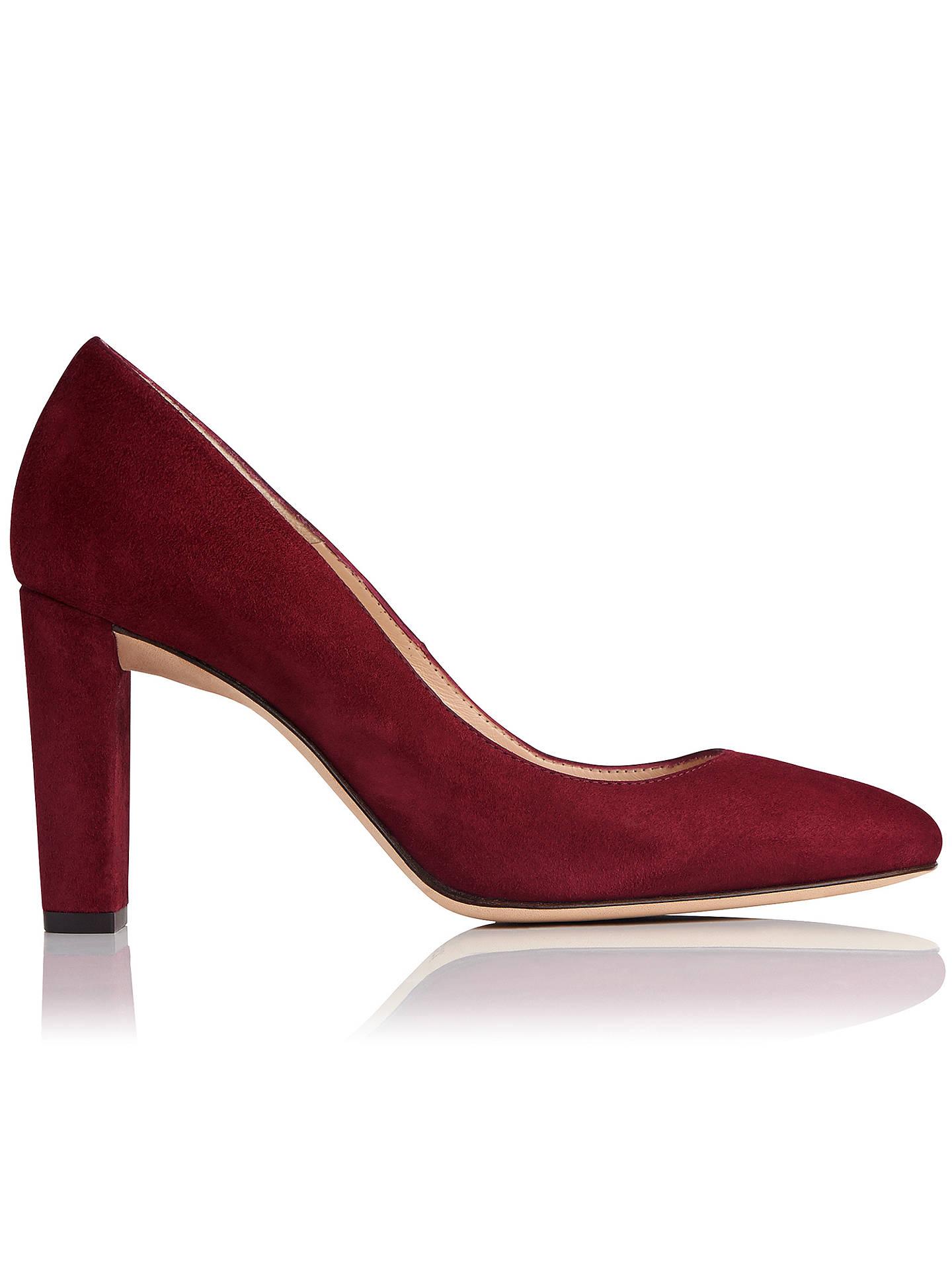 5adb905febf L.K. Bennett Marcella Closed Court Shoes at John Lewis   Partners