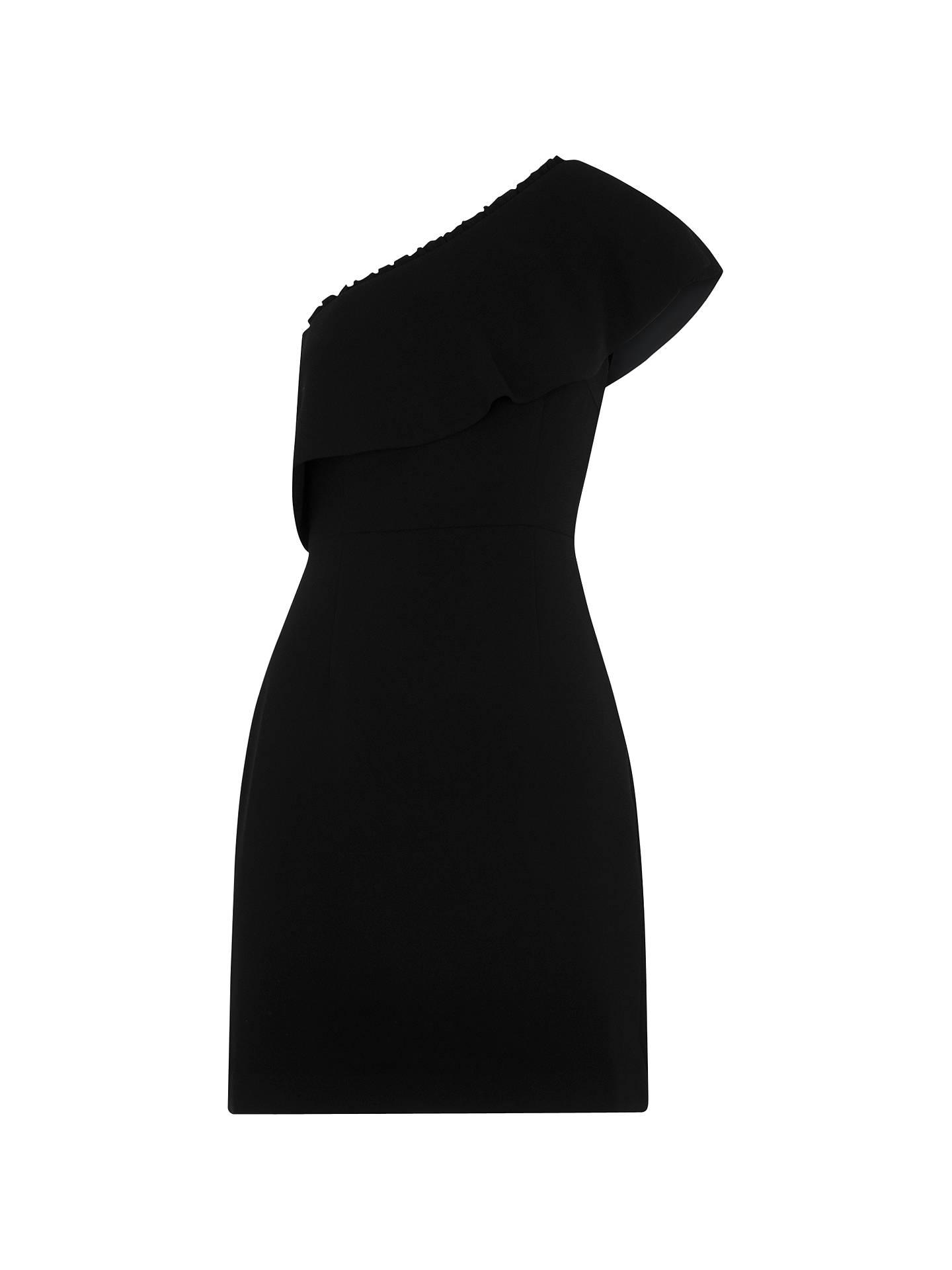 11788188ded00 Buy Whistles Teagan One Shoulder Dress