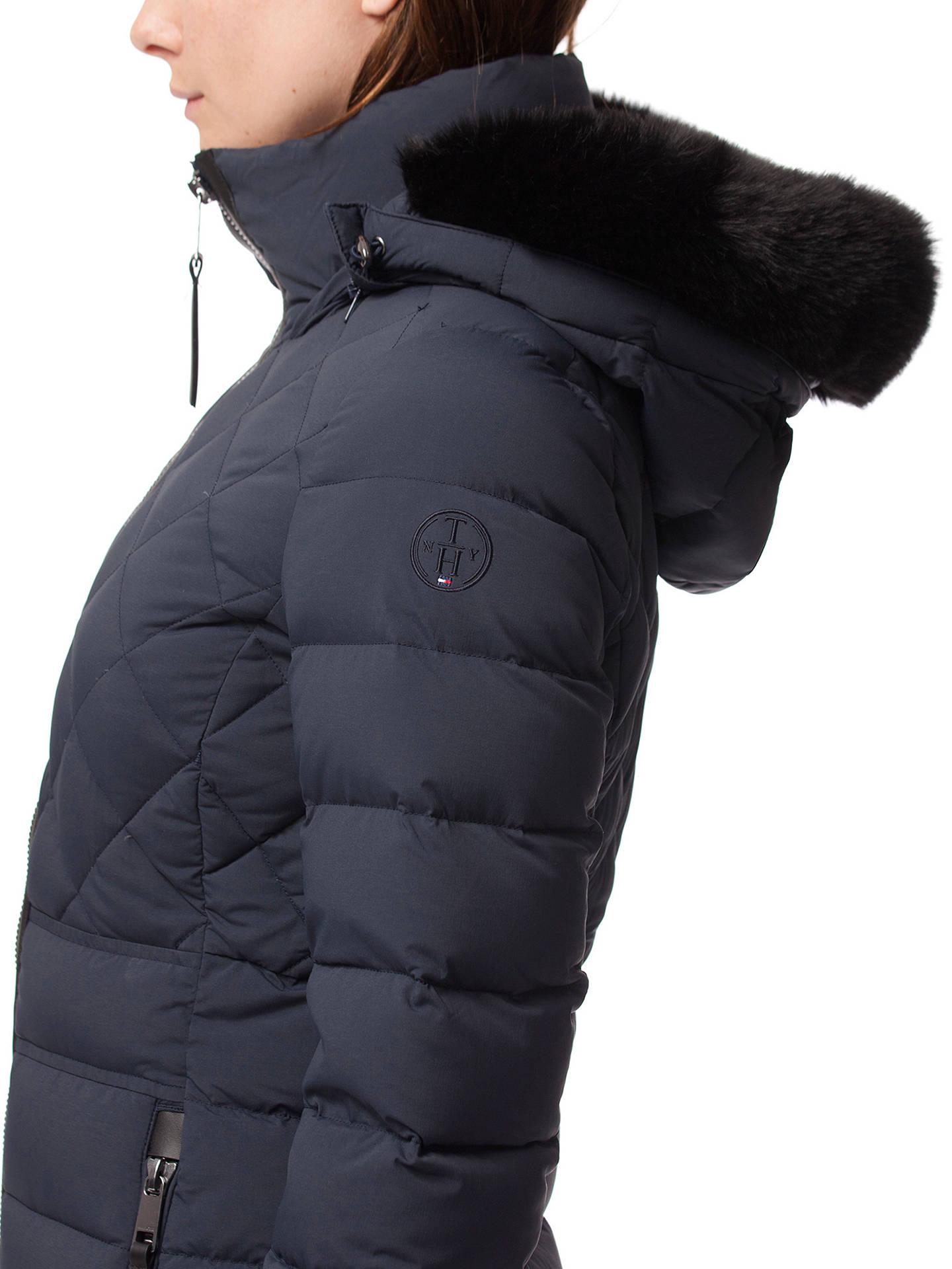 Tommy Hilfiger Padded Down Vest (Black