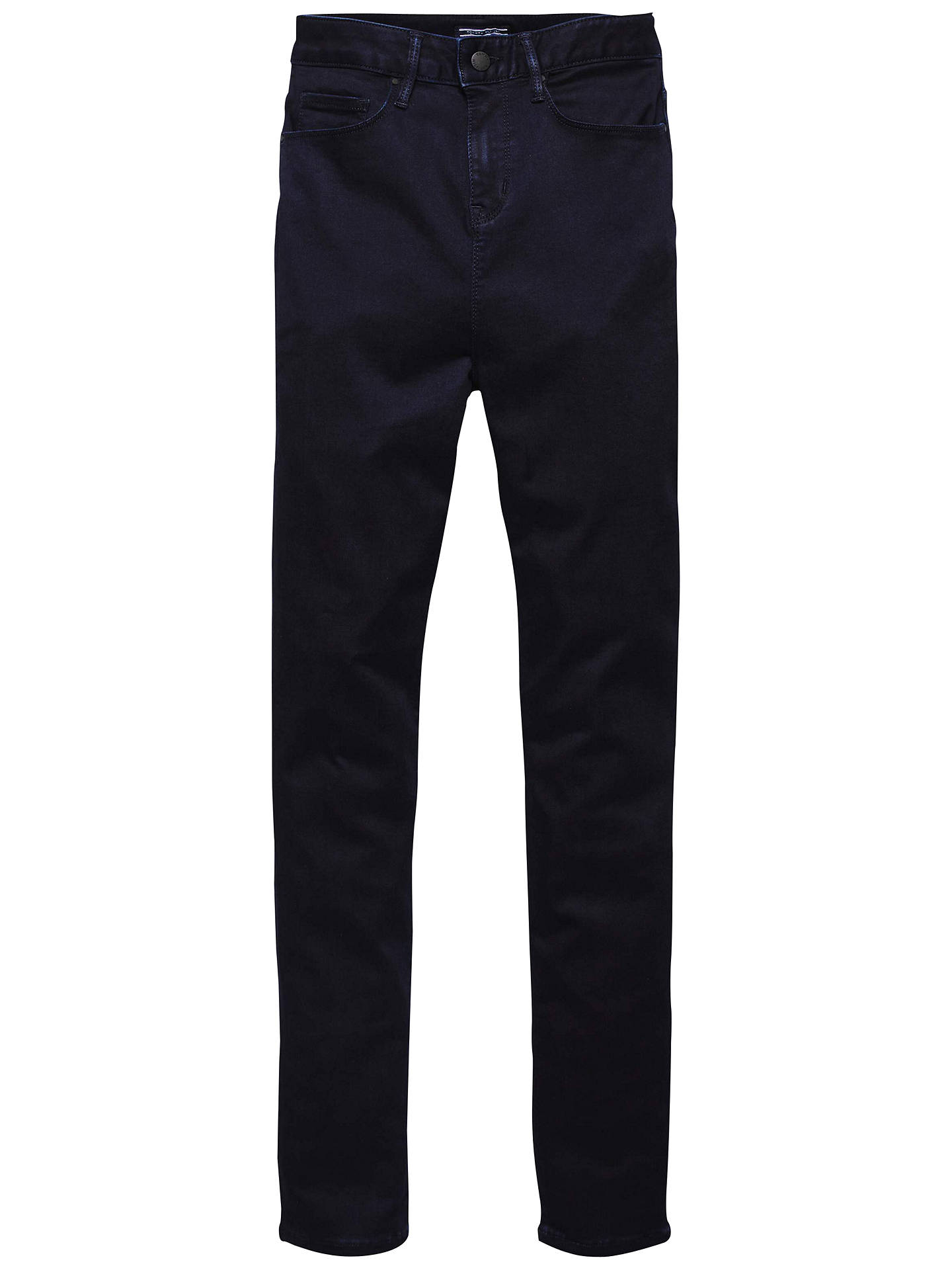 f92189339 Buy Tommy Hilfiger Super High Waist Skinny Jeans, Fiona, 26 Online at  johnlewis.