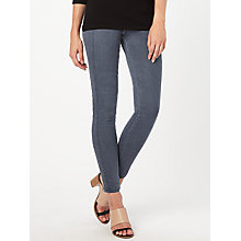 Buy Phase Eight Amina Seamed Jeggings, Grey Online at johnlewis.com