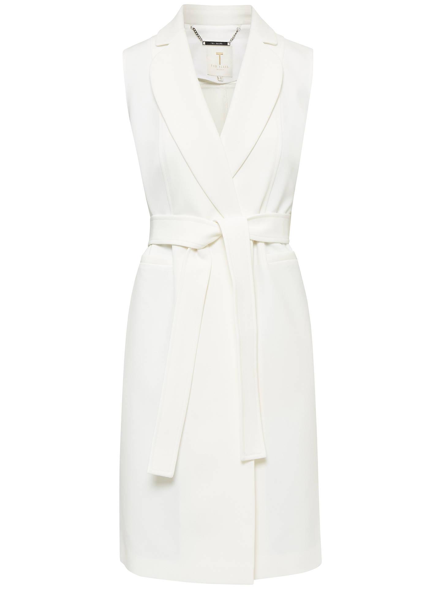 cc0acb59b Buy Ted Baker Longline Sleeveless Jacket