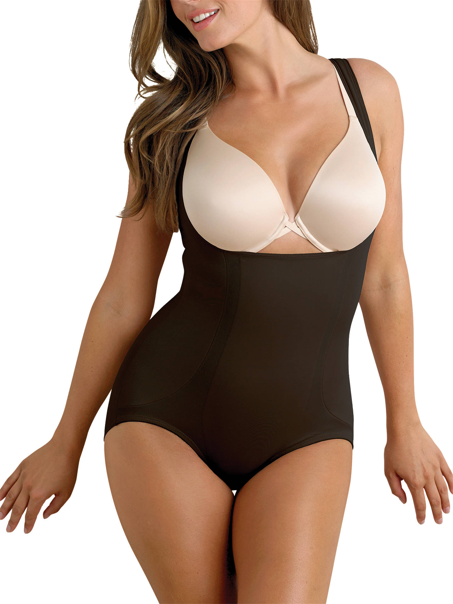 1138f0ae4a9 Miraclesuit Shape Away Extra Firm Body Briefer at John Lewis   Partners