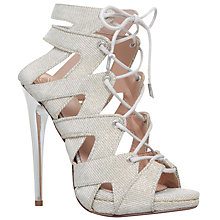 Buy KG by Kurt Geiger Hoxton High Heel Occasion Court Shoes Online at johnlewis.com