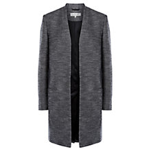 Buy Damsel in a dress Tweed Coat, Grey Online at johnlewis.com