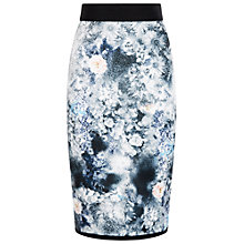 Buy Damsel in a dress Spray Daisy Skirt, Multi Online at johnlewis.com