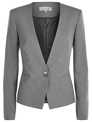 Damsel in a dress  Hoxton Jacket, Grey