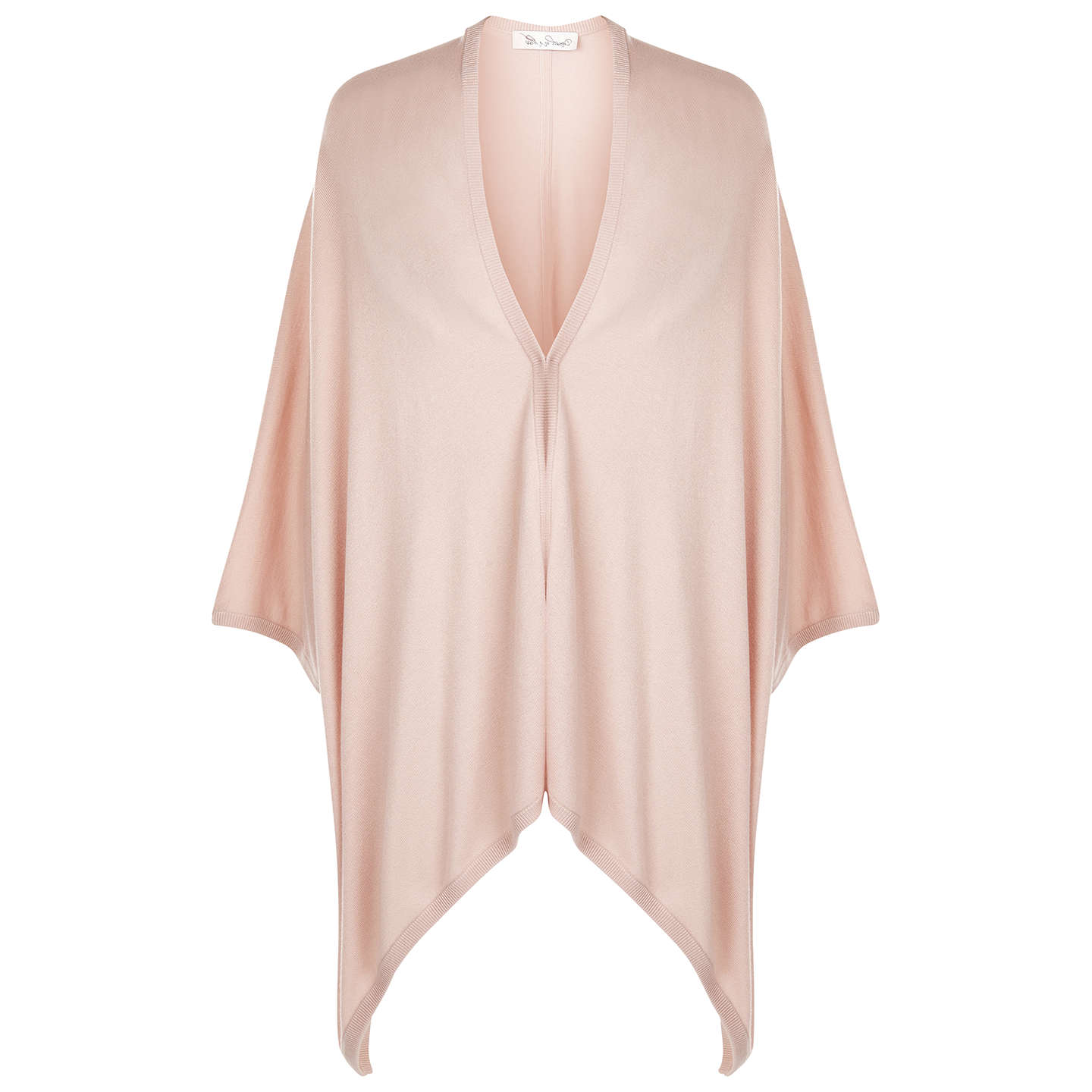 BuyDamsel in a dress Scoop Cover Up, Blush, S-M Online at johnlewis.com