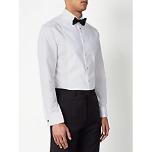 Buy John Lewis Marcello Slim Fit Dress Shirt, White Online at johnlewis.com