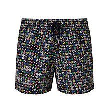 Buy Paul Smith Paisley Print Swim Shorts, Multi Online at johnlewis.com