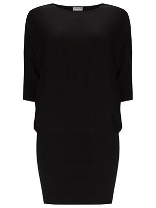 Phase Eight Becca Batwing Dress, Black