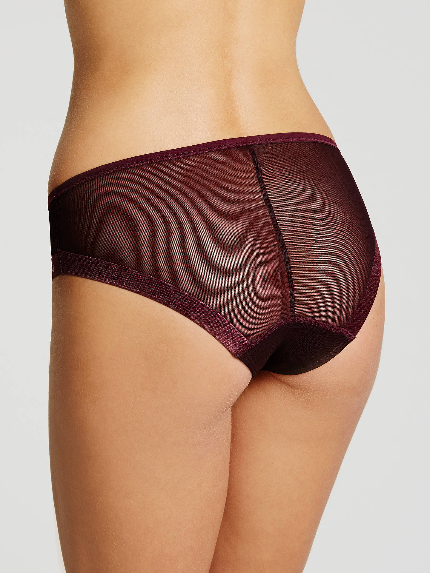 2458075bda65 ... Buy DKNY Modern Lights Hipster Briefs, Raven, S Online at johnlewis.com  ...