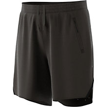 Buy Adidas Ultra Energy Running Shorts, Grey Online at johnlewis.com