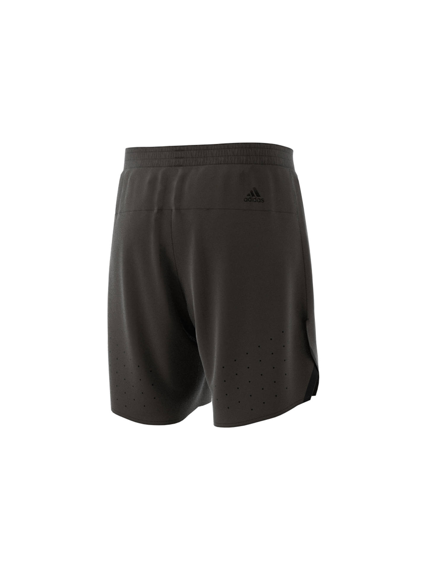 new style 51781 069fb ... BuyAdidas Ultra Energy Running Shorts, Grey, M Online at johnlewis.com  ...