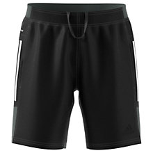 Buy Adidas Speedbreak Shorts, Black Online at johnlewis.com